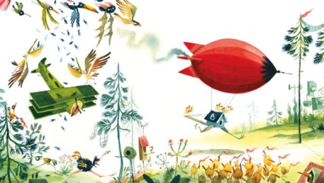 Villa Verbeelding maakt de 10 Vlaamse illustratoren voor de Biënnale van Bratislava bekend