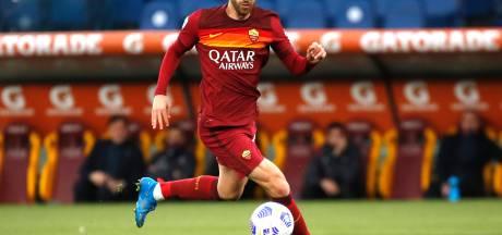 Ajax-opponent Roma boekt zege op Bologna, De Vrij met Inter stap dichter bij titel