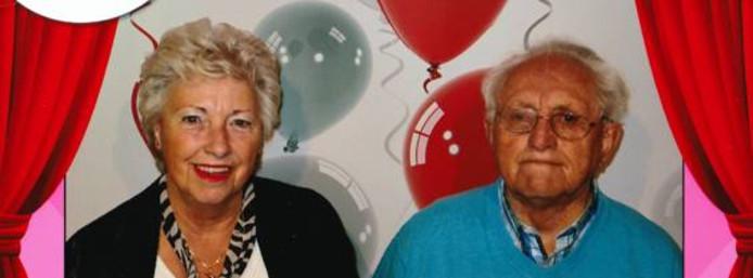 Tonnie en Adriaan van Erp-Blummel.