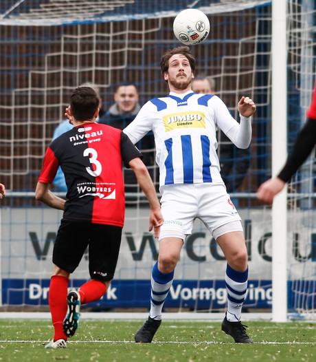 Prachtige omhaal Van den Meiracker bezorgt FC Lienden zege