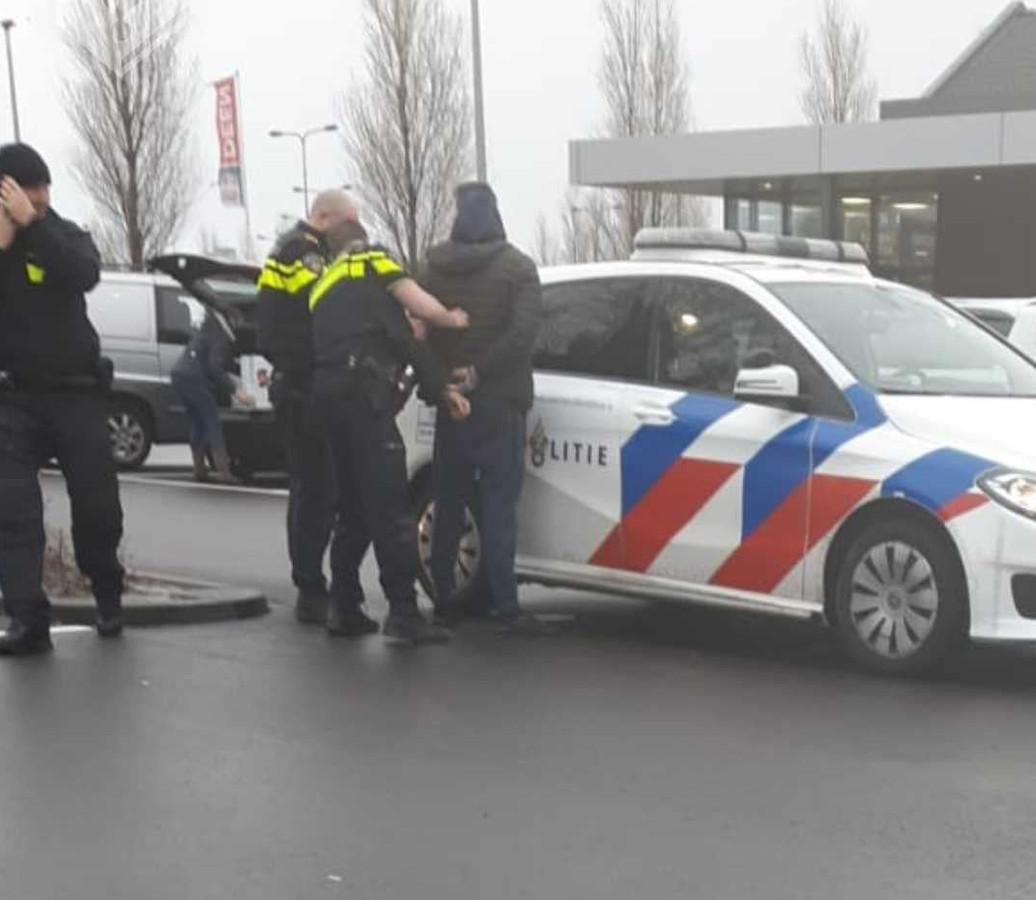 De 28-jarige man uit Julianadorp werd eind vorig jaar ook gearresteerd.