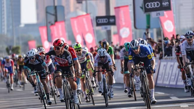 Caleb Ewan bezorgt Lotto-Soudal zege in Abu Dhabi, Pogacar pakt eindwinst UAE Tour