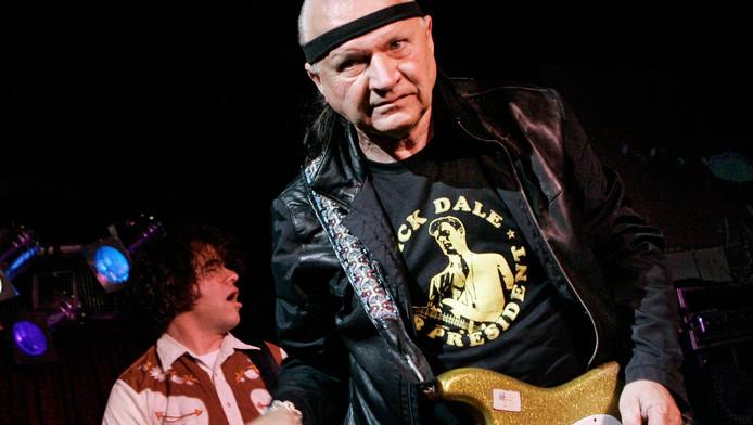 Dick Dale, en 2007