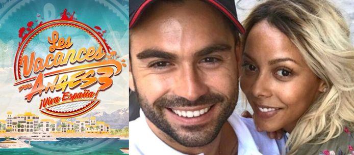 """Ricardo et Nehuda, deux candidats du programme de téléréalité """"Les Vacances des Anges"""" ont été exclus après l'agression d'un maire et de sa famille dans un restaurant de La Réunion."""