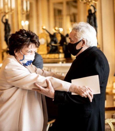 """Cas contact de Roselyne Bachelot, Michel Sardou réagit: """"Ma seule sortie depuis des mois"""""""