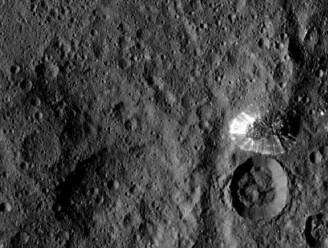 Dawn stuurt scherpste beelden van Ceres tot nu toe