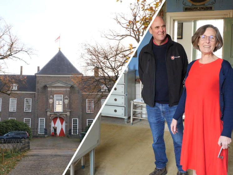Dick en Babette Reefman wonen en werken in een kasteel: 'Het is een echte uitdaging'