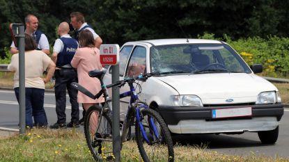 Auto rijdt vijftienjarige fietser aan op oversteekplaats in Herentals