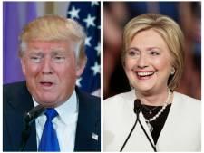 """Trump et Clinton grands gagnants du """"Super Mardi"""""""