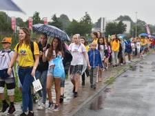 Vakantiespel in meerdere plaatsen eerder gestopt wegens weer