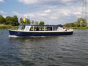 Fluisterboot OhSoStill in vaart.