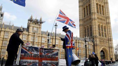 Brits parlement stemt over deze acht alternatieve brexitscenario's