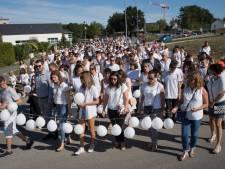 Marche blanche pour Steve: plusieurs milliers de personnes à Nantes