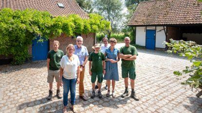 Boerderij De Averegten krijgt in najaar opnieuw dieren (dankzij de hulp van Atheneum)