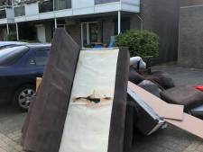 Kringloop Twello is het zat en stort gedumpte troep terug bij eigenaar op de stoep
