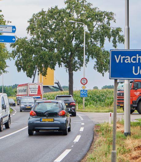 Ondernemers niet blij met te verwachten keuze variant rondweg Volkel: 'Die weg is een ramp'