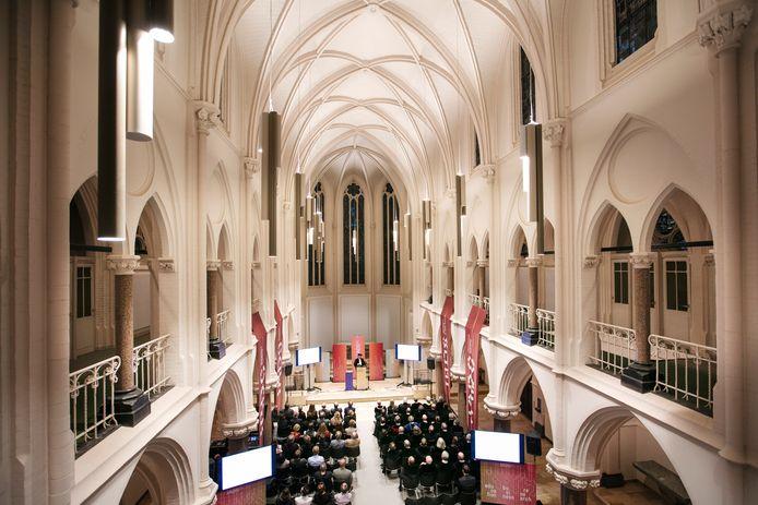 De JADS is in Den Bosch gehuisvest in het voormalige klooster Mariënburg.