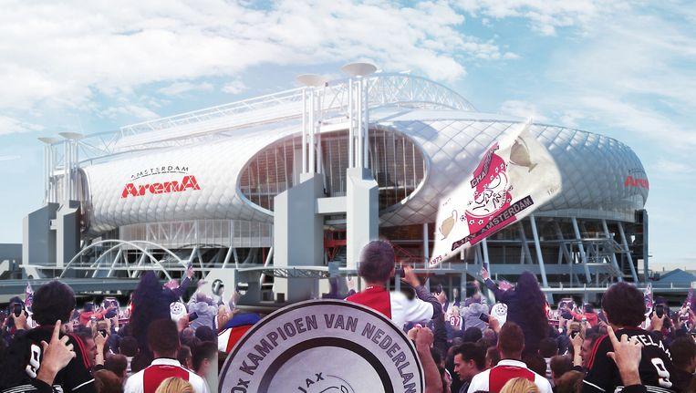 null Beeld Amsterdam Arena