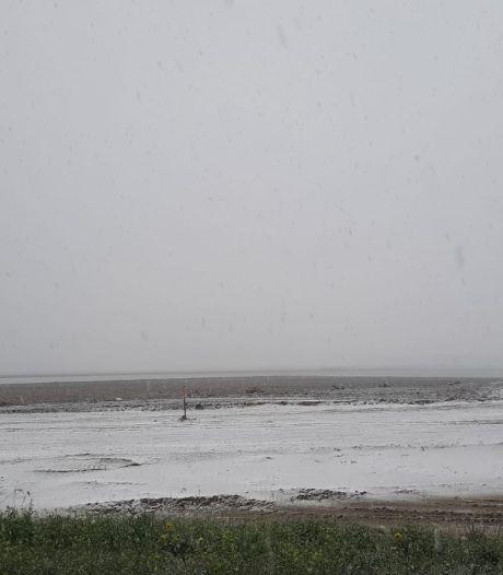 Aprilse grillen leveren opnieuw sneeuw op, vanaf donderdag meer zon