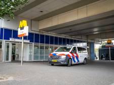Verdachte aangehouden na dreigen met explosief metrostation Slinge