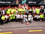 Wolff: Hamilton wil ook zeven wereldtitels
