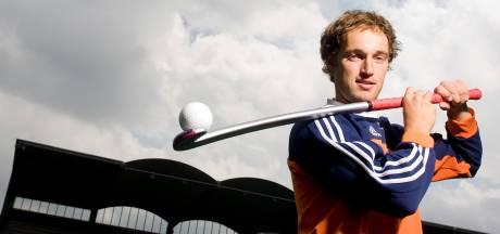 Matthijs Brouwer uit Raamsdonksveer werd 20 jaar geleden landskampioen hockey