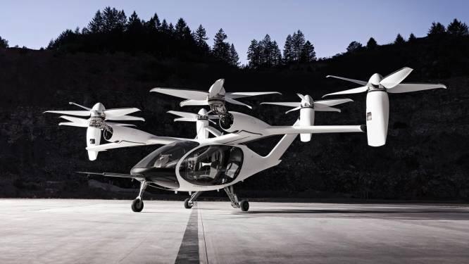 Toyota presenteert vliegende auto