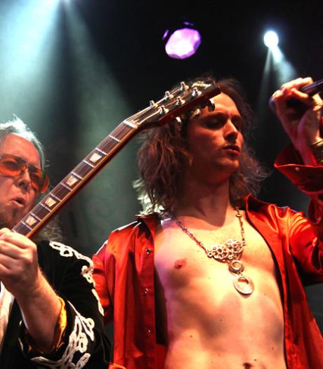 Coverbands spelen Led Zeppelin en Deep Purple in Renesse