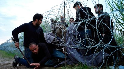 Hongarije wil leger inzetten tegen vluchtelingen