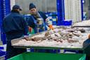 Enkel de toegang van de Europese vissers tot de Britse wateren zou nog voor hoofdbrekens zorgen.