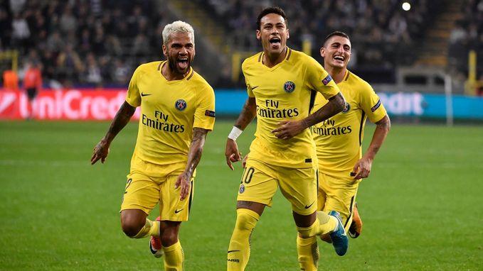 Applaus voor Parijs ... en voor Anderlecht
