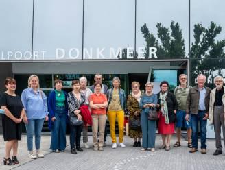 Burgemeester en schepen openen kunstroute 'Berlart'