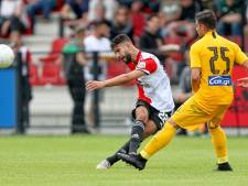 RKC huurt middenvelder van Feyenoord