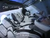 Lancering Space-X raket uitgesteld vanwege slecht weer