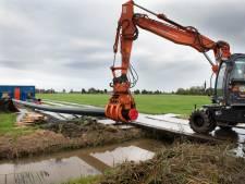 Graven en boren voor voldoende drinkwater voor Tiel en Buren