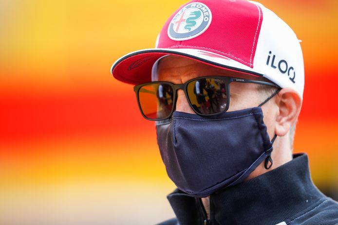 Absent aux Pays-Bas et en Italie, Kimi Räikkönen devrait faire son retour lors du GP de Russie.