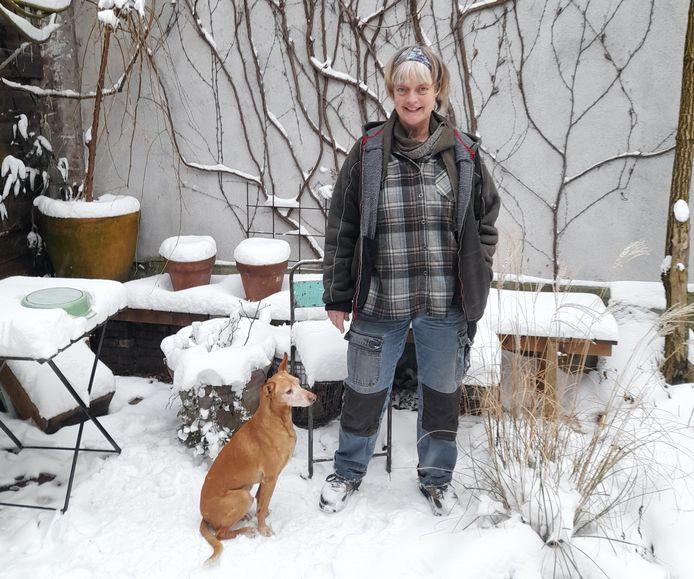 Tuinontwerper en hovenier Caroline Wigleven