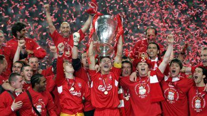 De onenightstand van Gerrard, de sigaret van Hamann en de hand van de paus: het mirakel van Liverpool in Istanboel in 2005