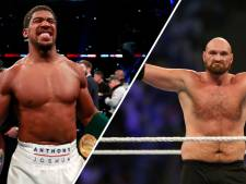 Gevecht Tyson Fury tegen Anthony Joshua alsnog in gevaar