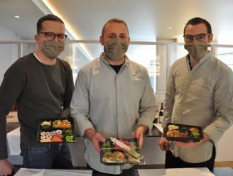 Verplicht gesloten, maar restaurant Hobo's lanceert meteen Japanse lunchbox