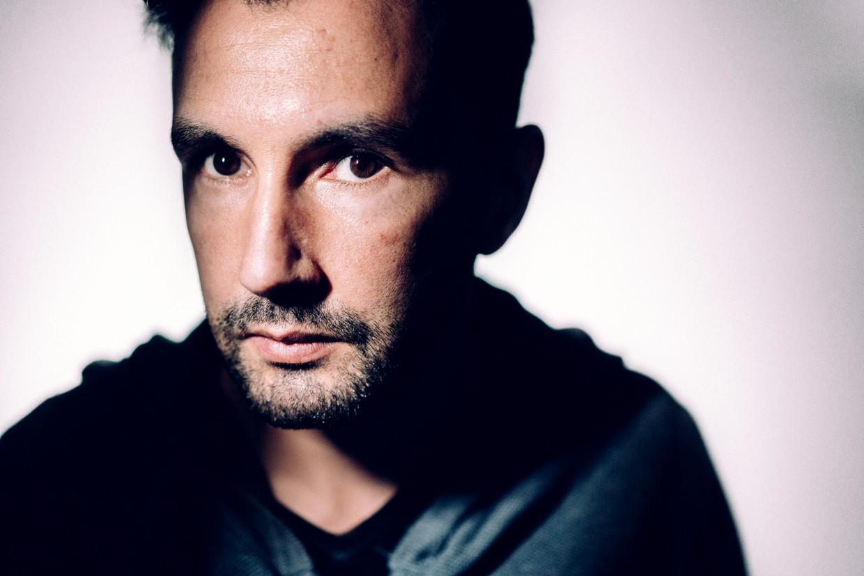 Fikry El Azzouzi: 'Ik laat de dingen graag wat inzinken en vertoef dan in een andere wereld.'