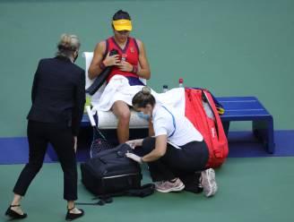 Raducanu roept medische time-out in op cruciaal moment tijdens US Open-finale, tot frustratie van tegenstandster
