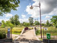 Weverspark in binnenstad Helmond maand lang 's nachts op slot