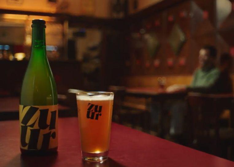 La nouvelle bière Zuur Beeld Facebook @growfundingbxl