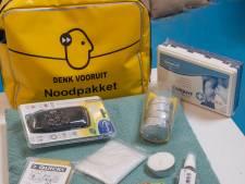 Noodpakket? Niet nodig, vinden de Zeeuwen