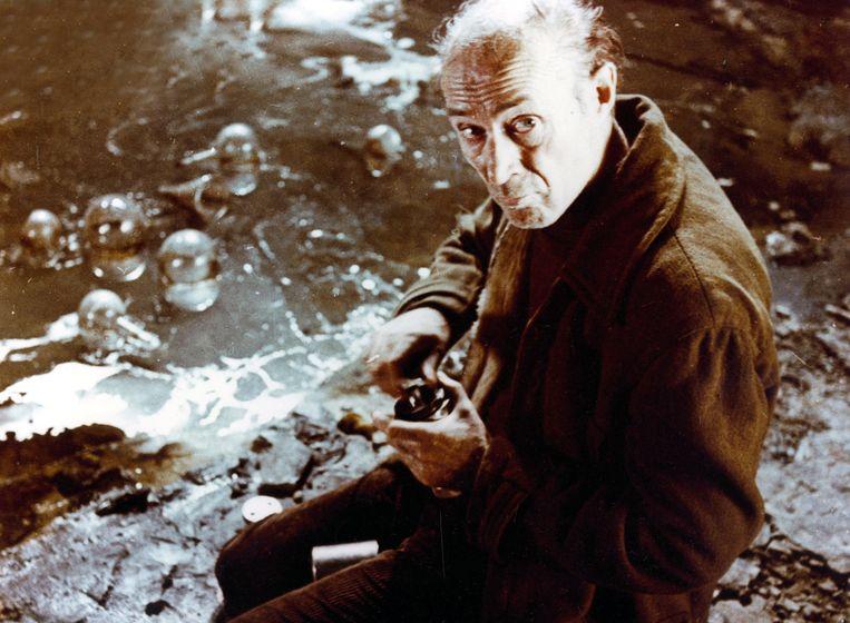 Stalker (1979) van Andrej Tarkovski. Beeld Photo12