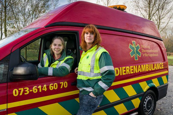 Stichting Dierenambulance Den Bosch hoopt vanaf 1 juni dag en nacht bereikbaar te zijn.