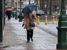12 interventions pour les pompiers de Bruxelles après les violentes pluies