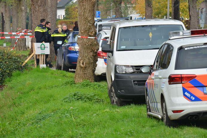 Lichaam gevonden aan het Sander in Etten-Leur