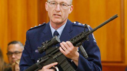 Nieuw-Zeeland krijgt strengere wapenwetgeving na aanslagen Christchurch